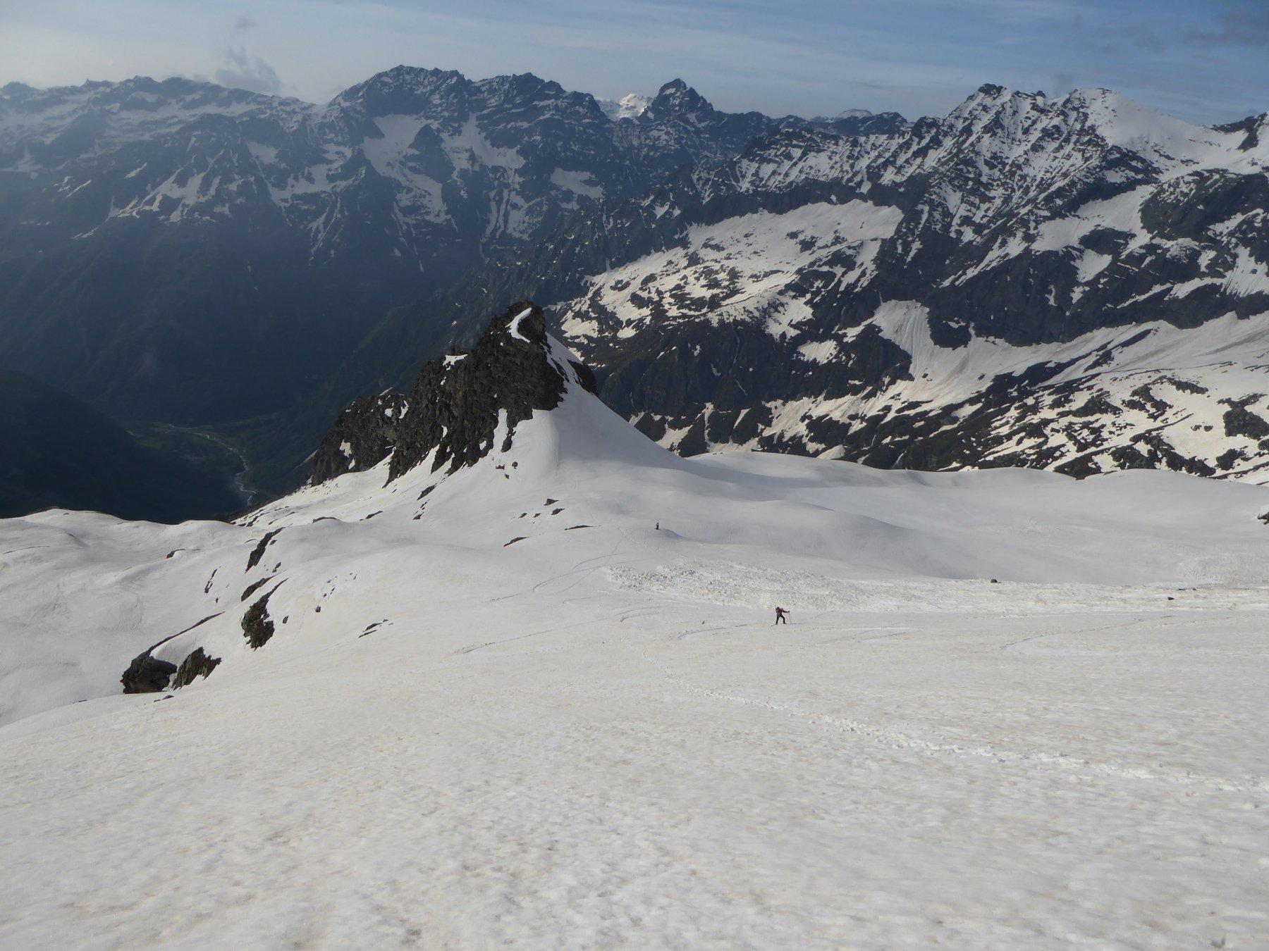 Levanna Orientale da Forno Alpi Graie 2018-06-03