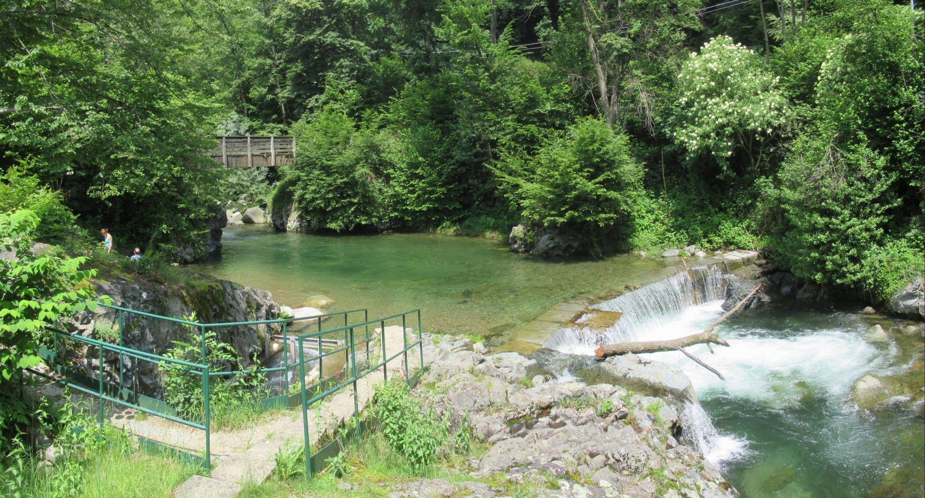 Nantua torrente Oropa
