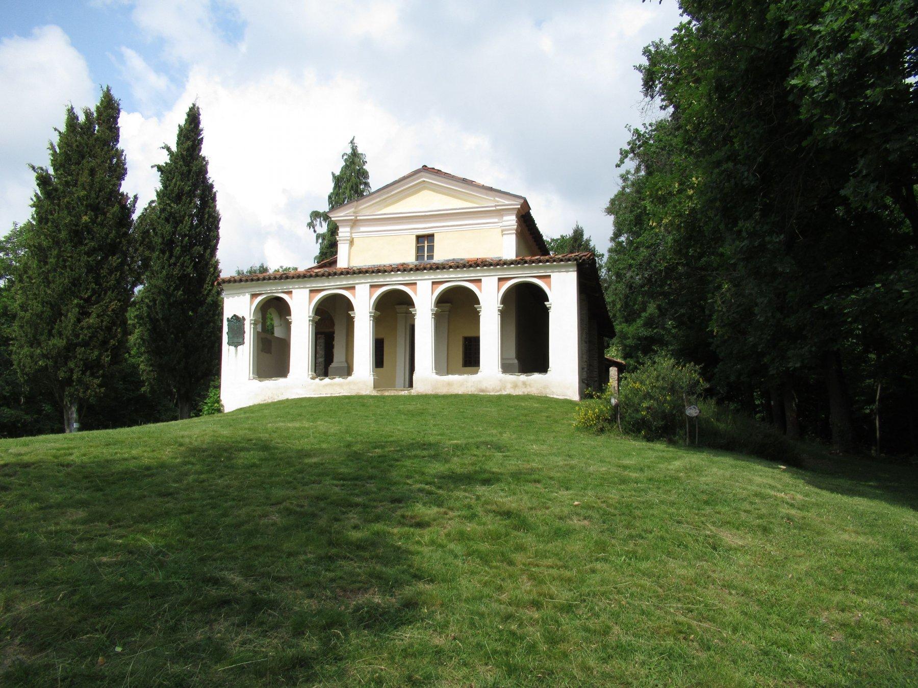 Oratorio di Santa Barnaba a Pollone