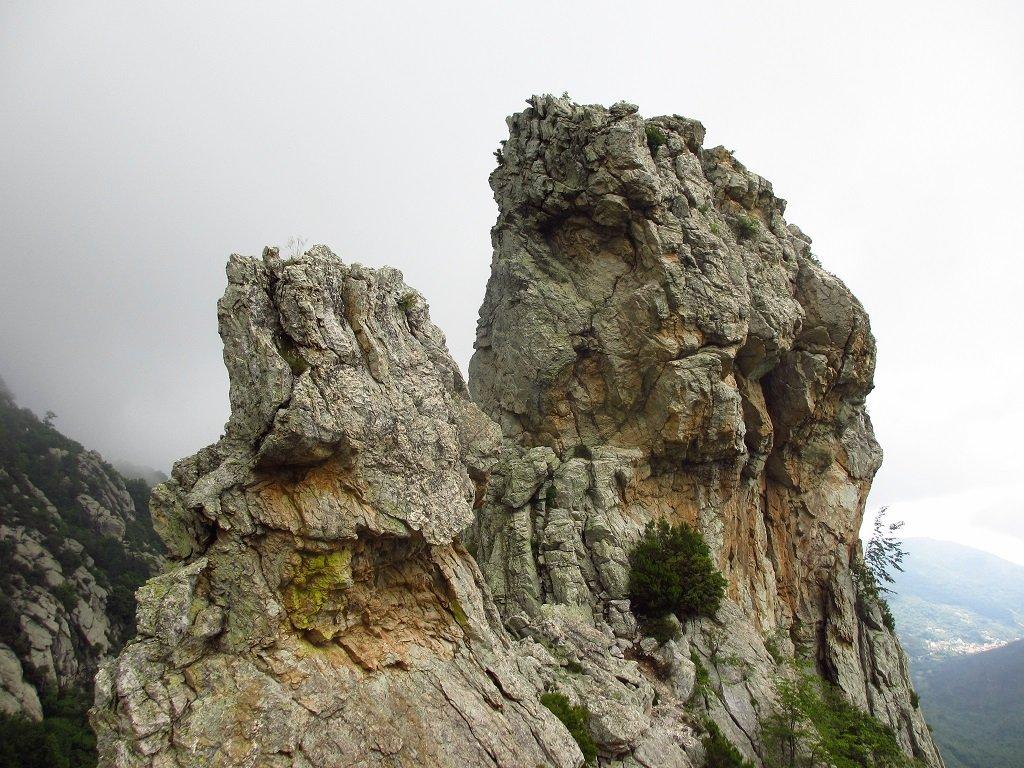 Carmo di Loano (Monte) da Verzi, anello 2018-06-09
