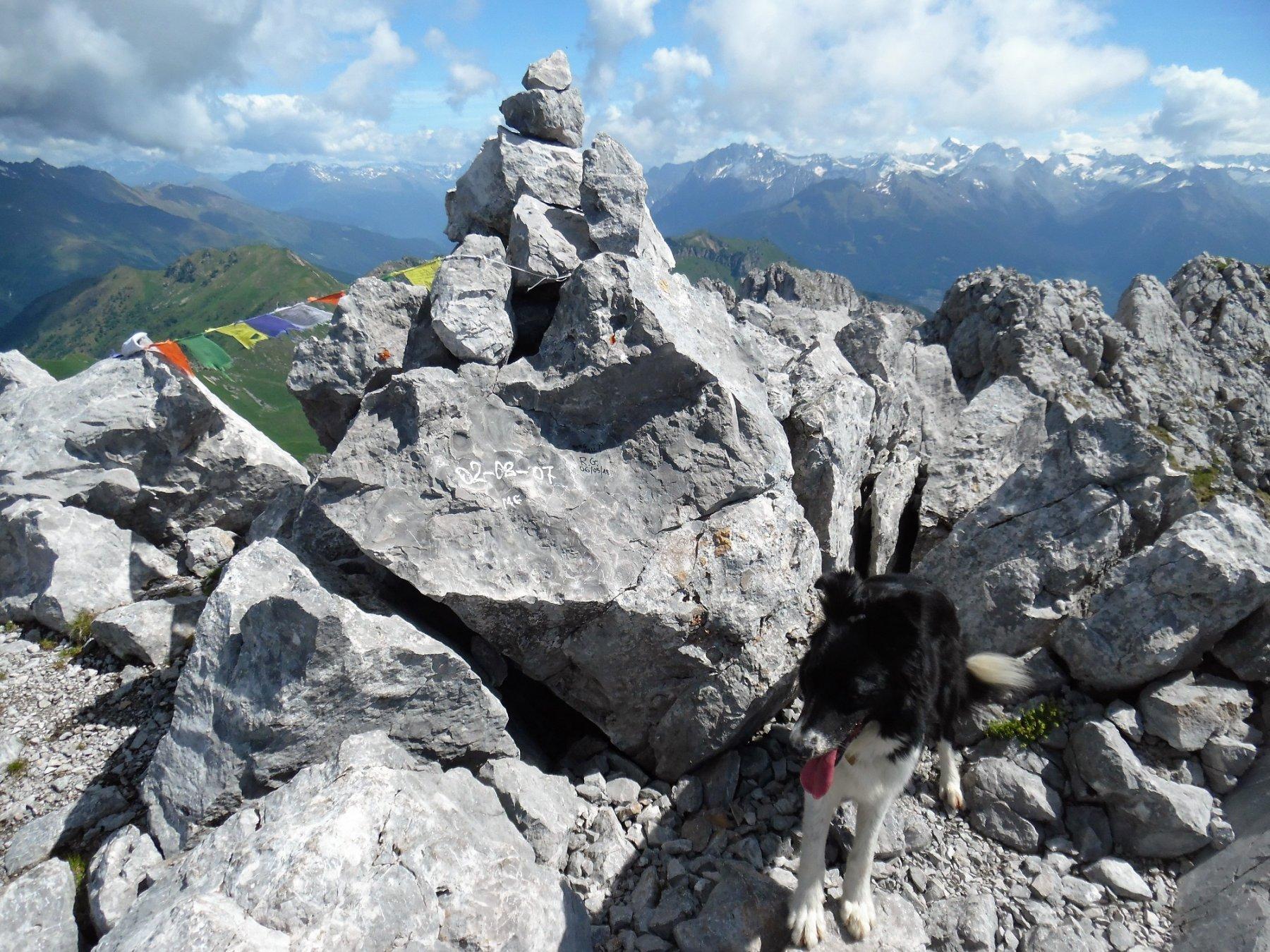 Cima del Mengol 2421 m