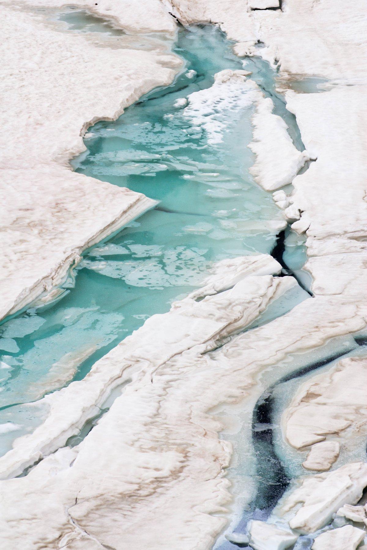 Il lago delle Portette