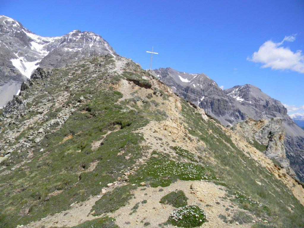 Cane (Testa del) o Tete du Chien da Grange di Valle Stretta 2018-06-14