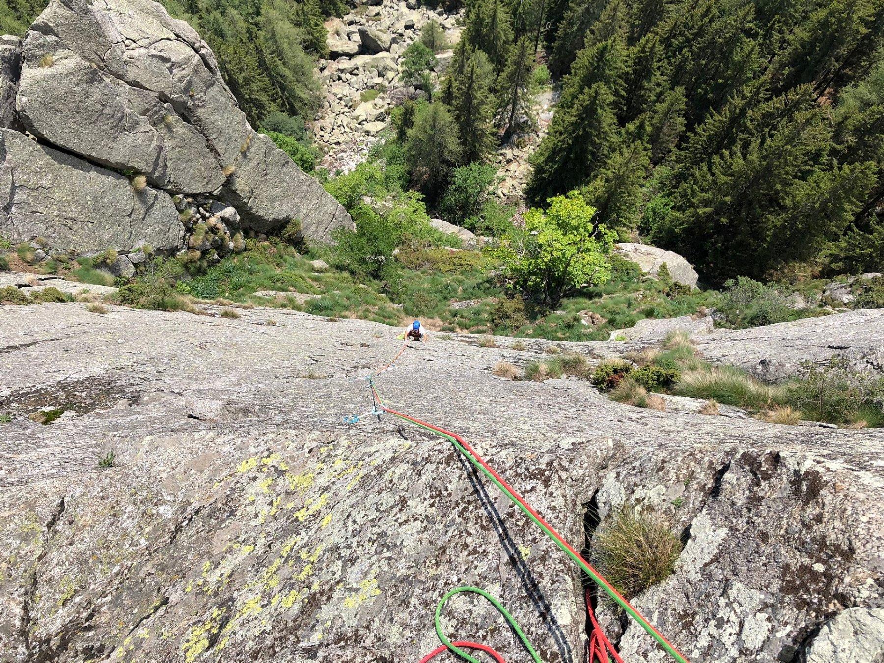 Roci Ruta (Bec di) Base jump, Il tempo di Mudjakewis & other 2018-06-15
