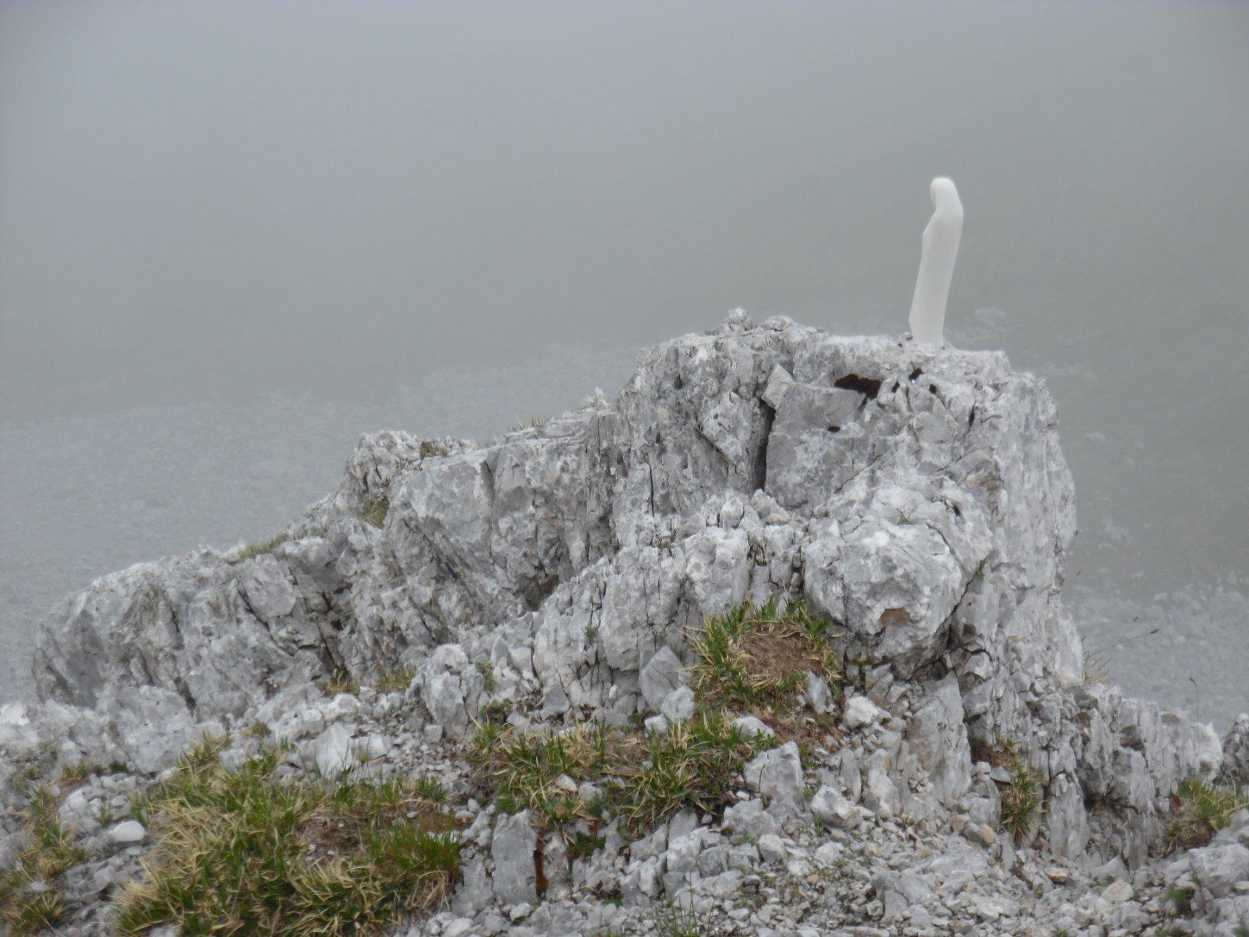 Madonnina sotto alla cima del Corzene