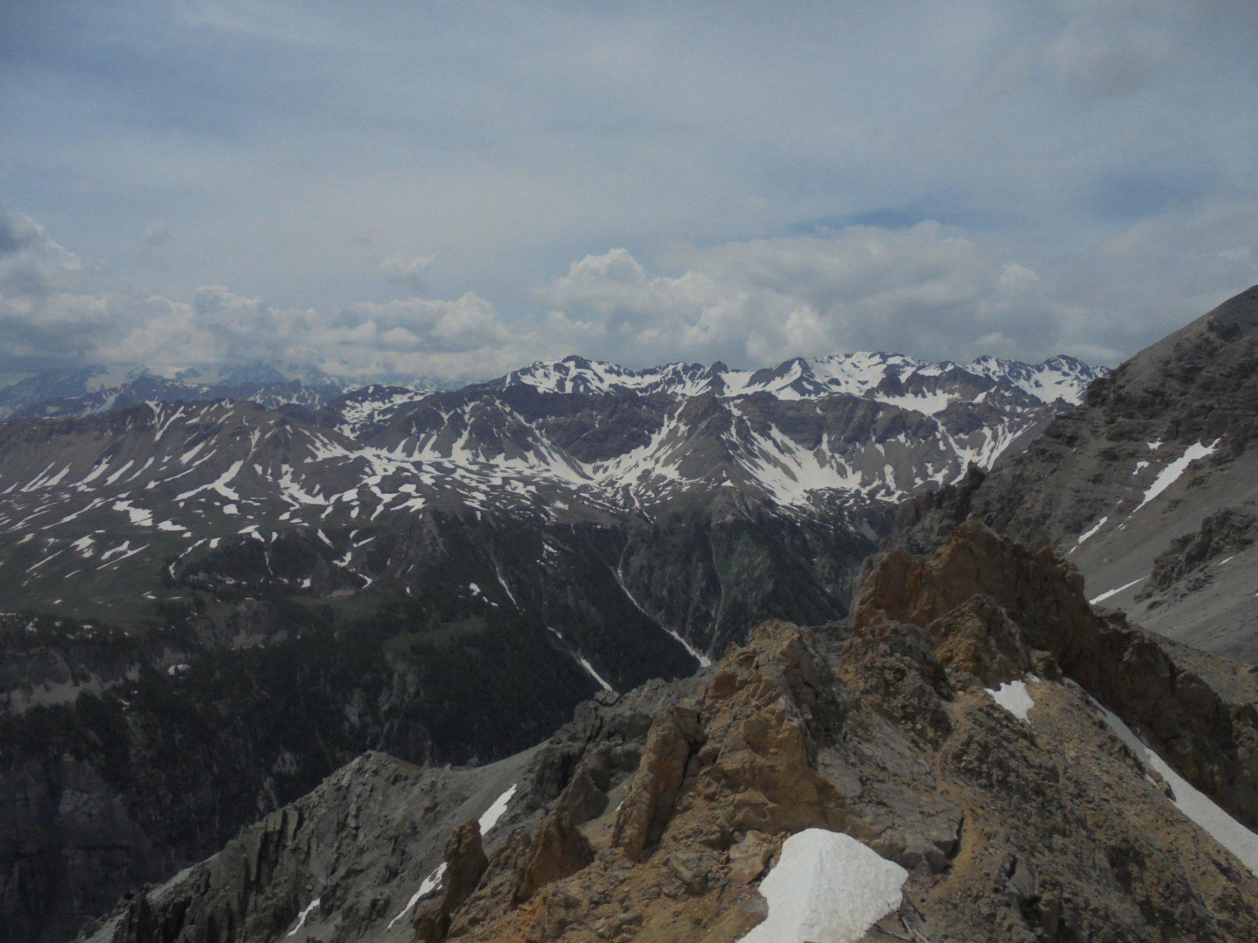 Montagne della Valle Stretta