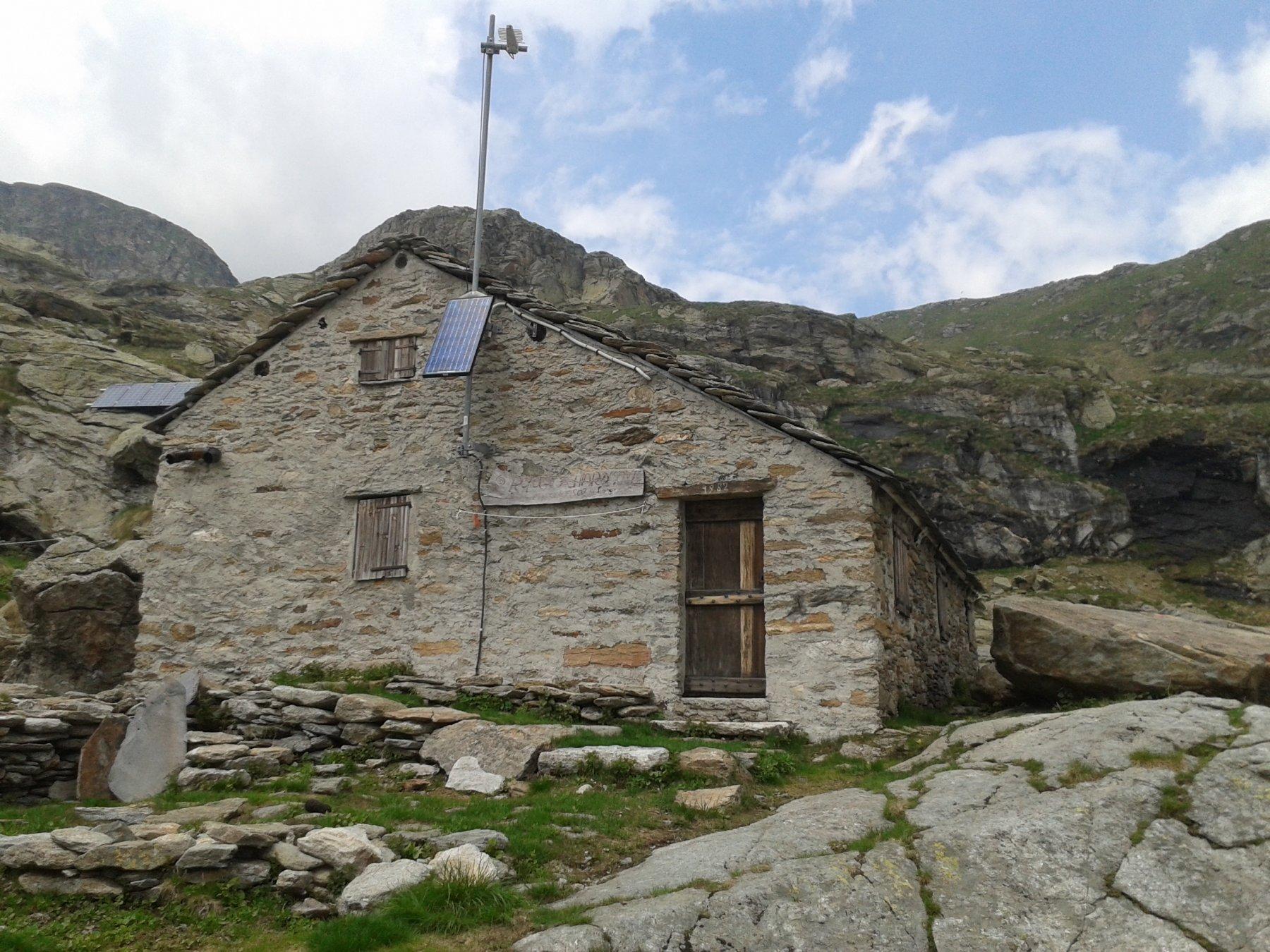 rifugio Chiaromonte non gestito