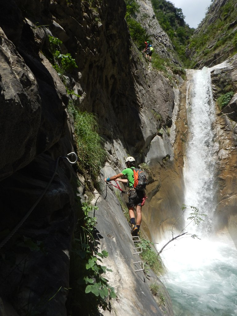 Quarta ed ultima cascata
