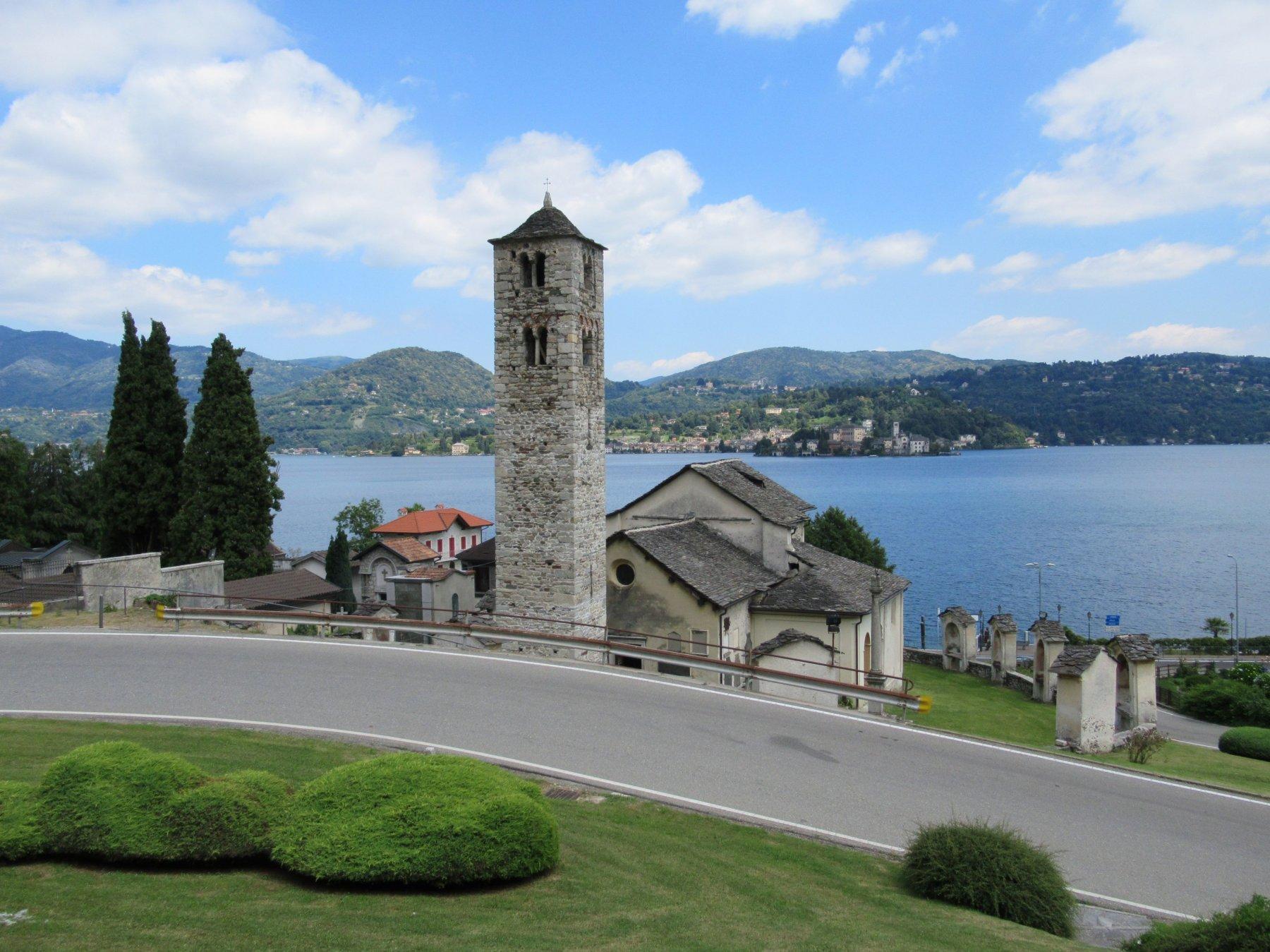 Chiesa San Filiberto a Pella