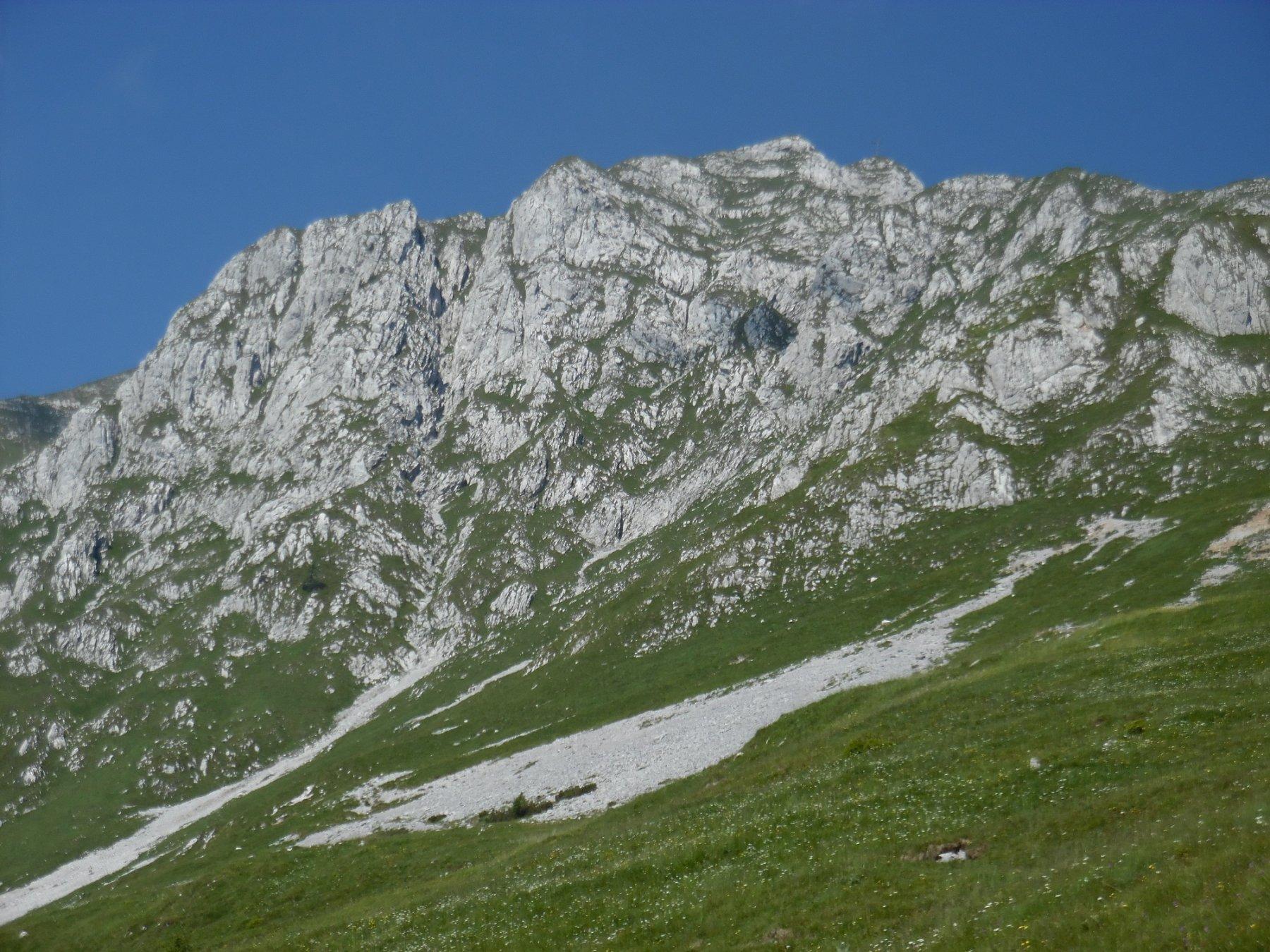 Croce di Monte Secco e alpeggio