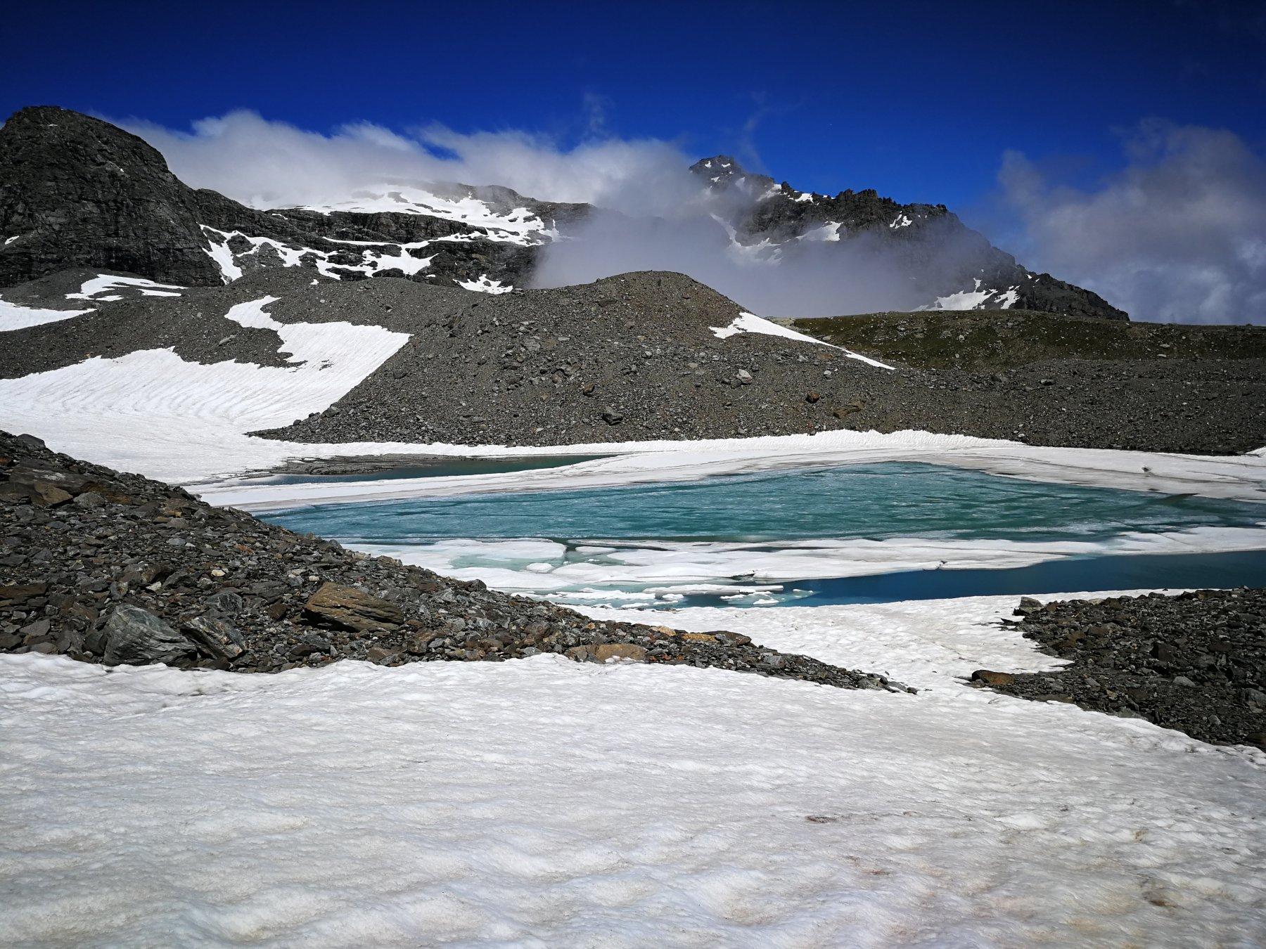Il lago dell'agnello