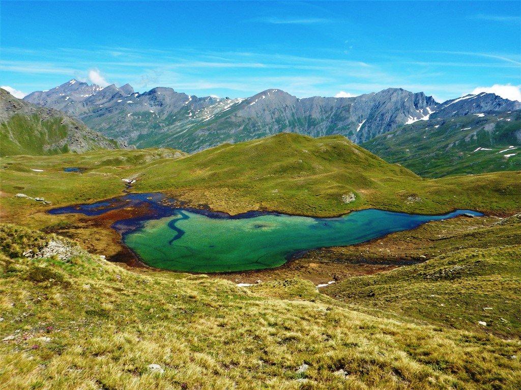 I colori del primo lago