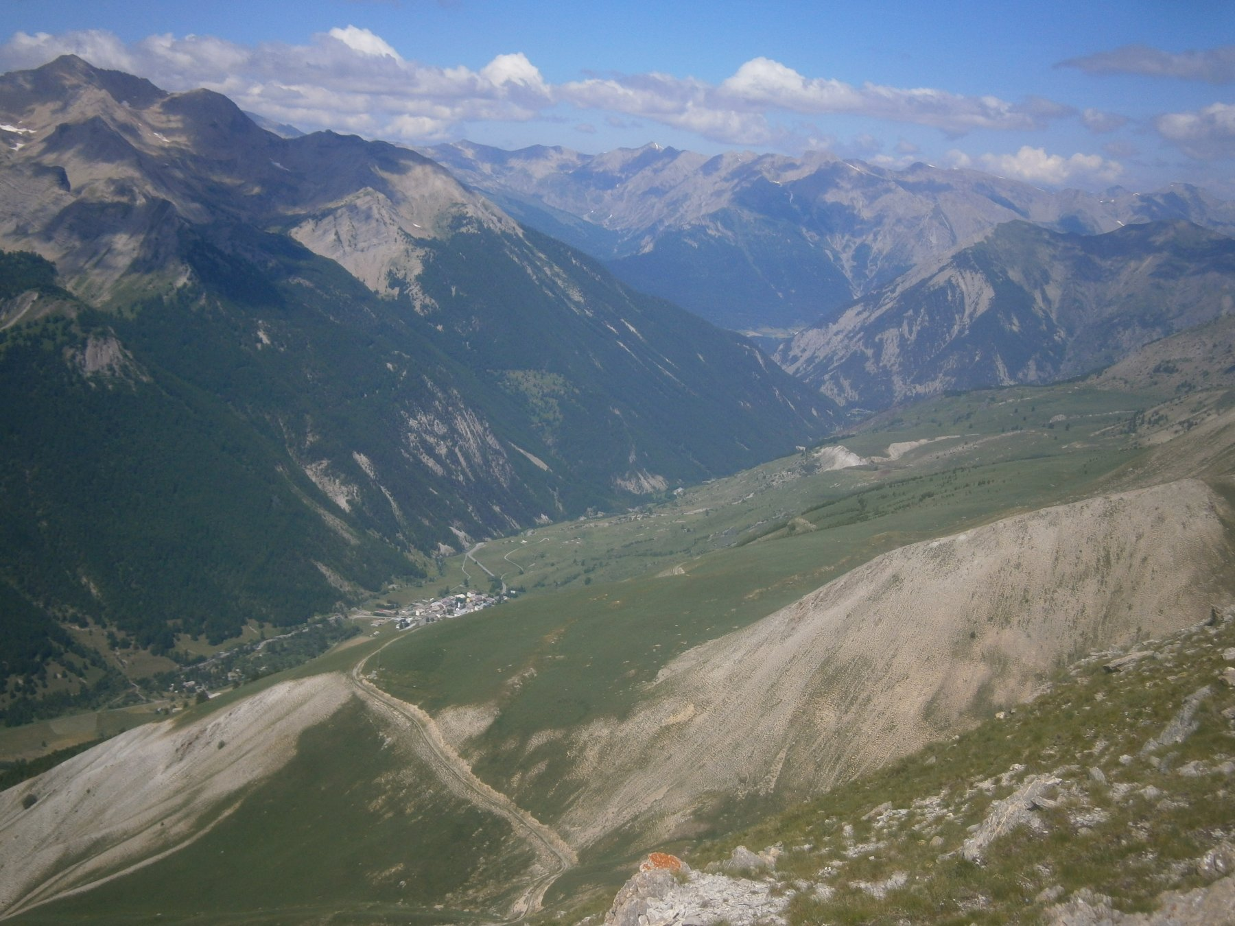 Larche e la valle Ubayette