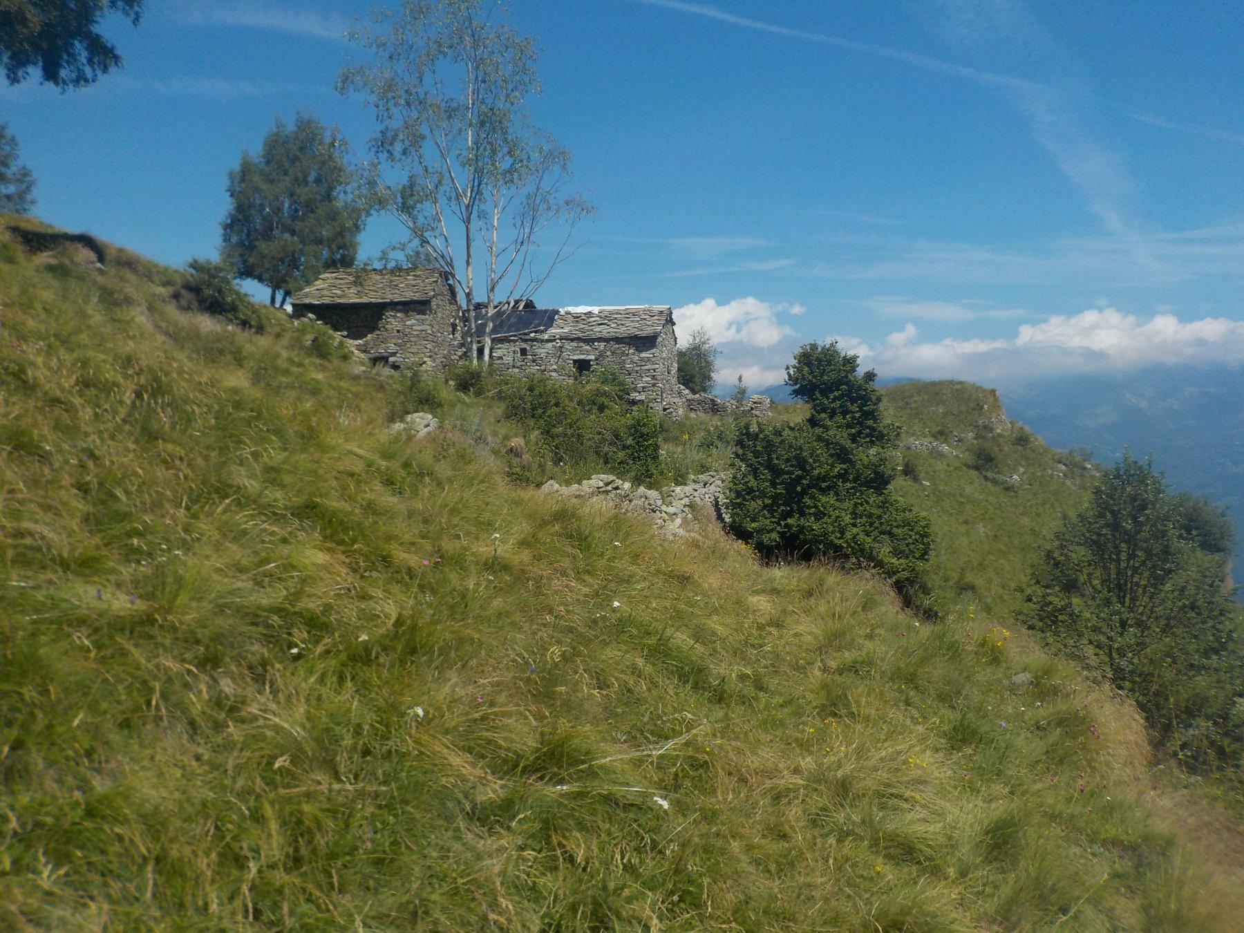 Alpe Cormoney