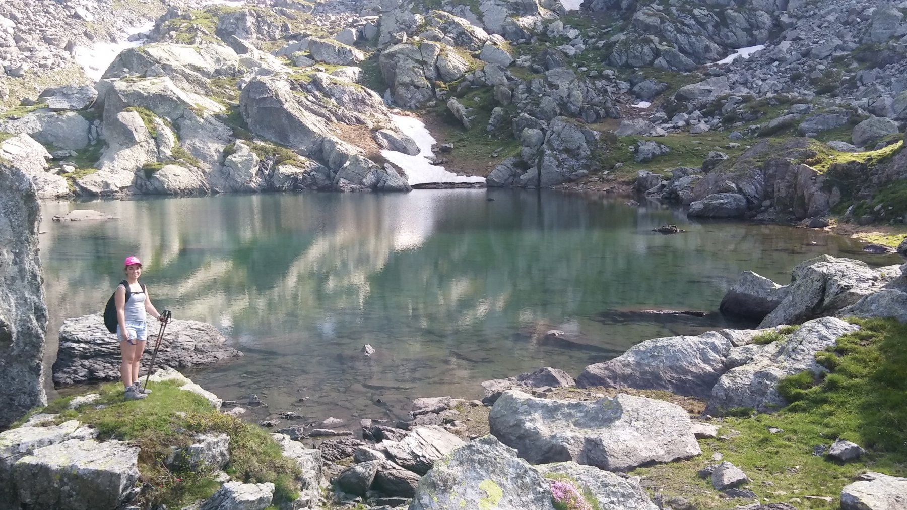 lago inferiore del turlo
