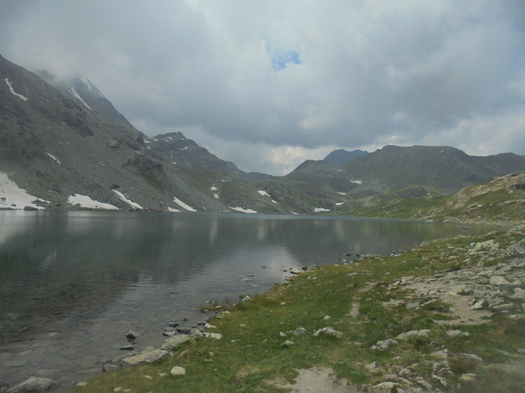 Dalle sponde del Gran Lago