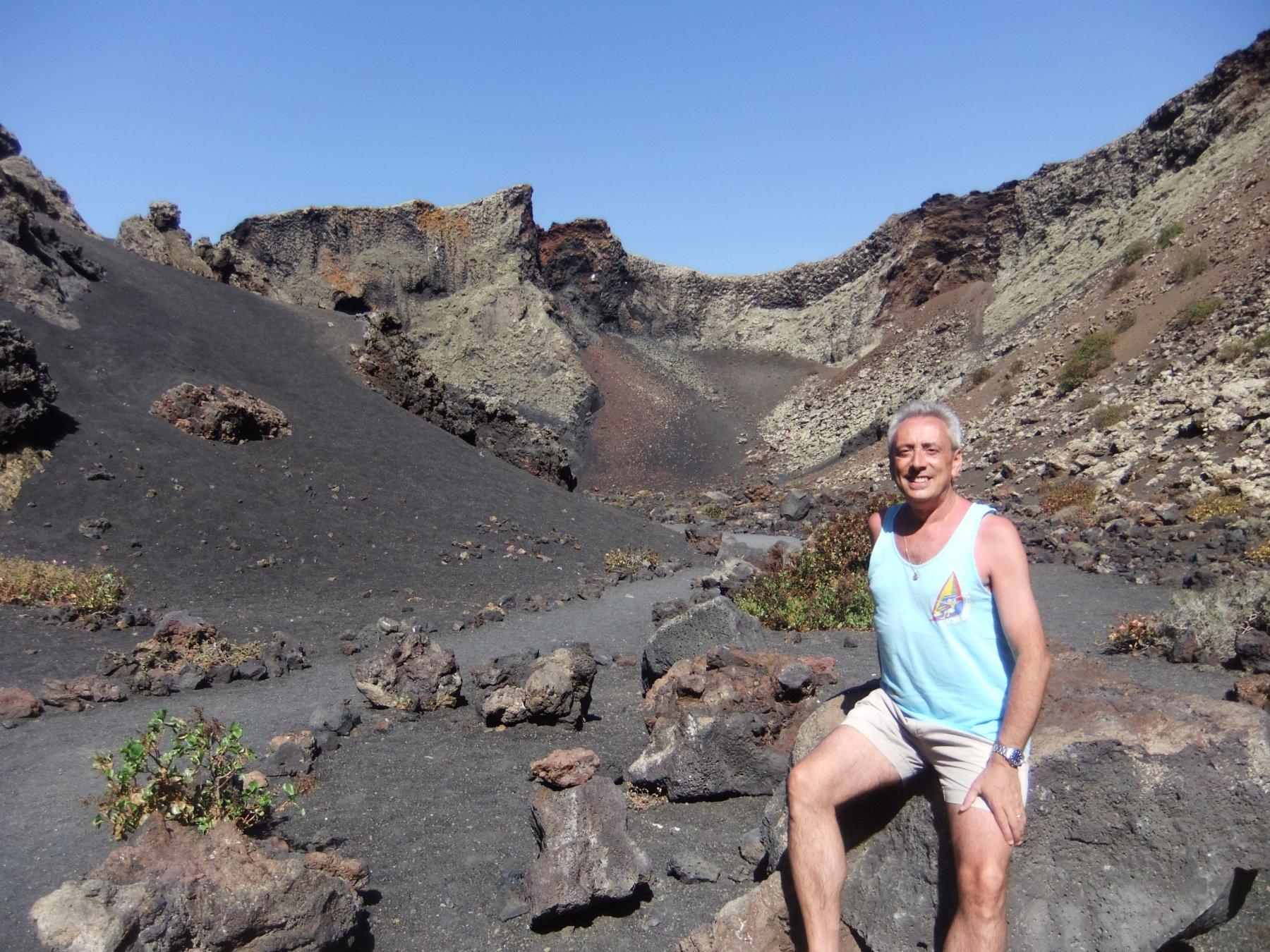 Nel cratere