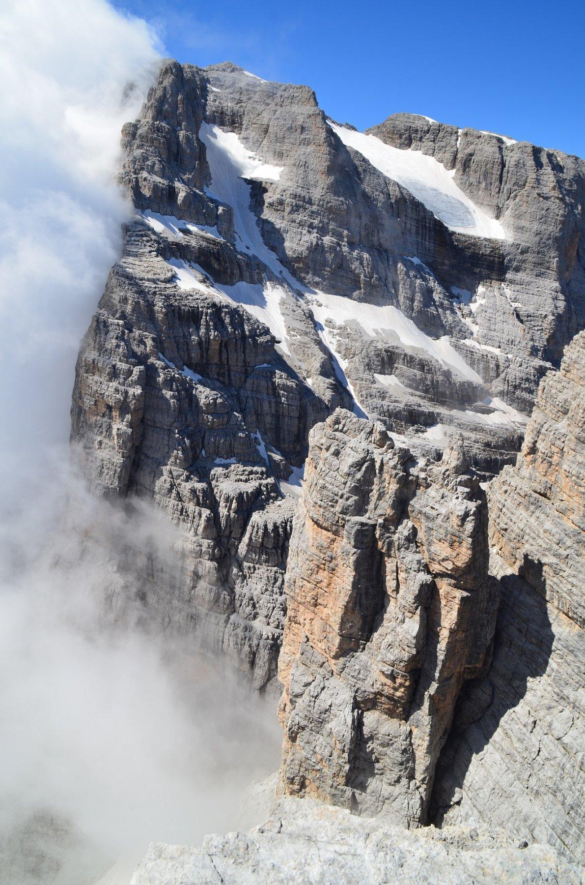 Dalla Rocca delle Val Perse