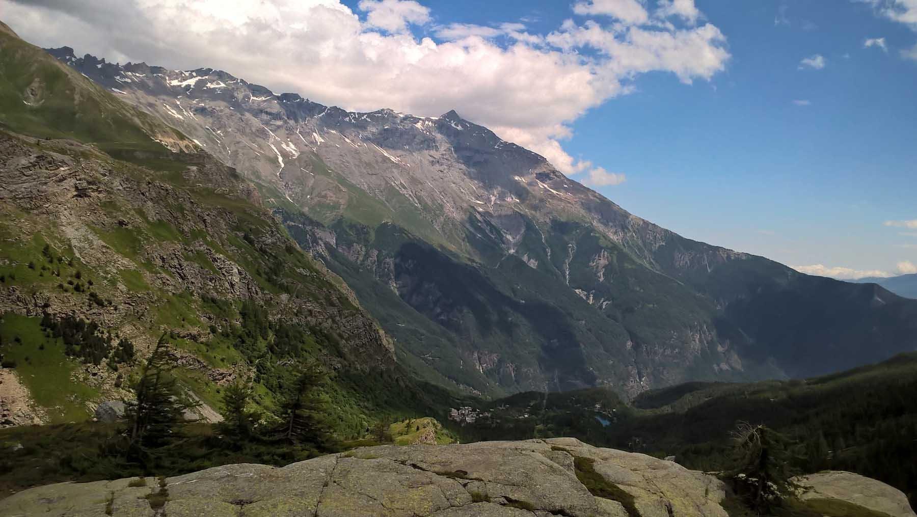 Cresta ovest Rocciamelone