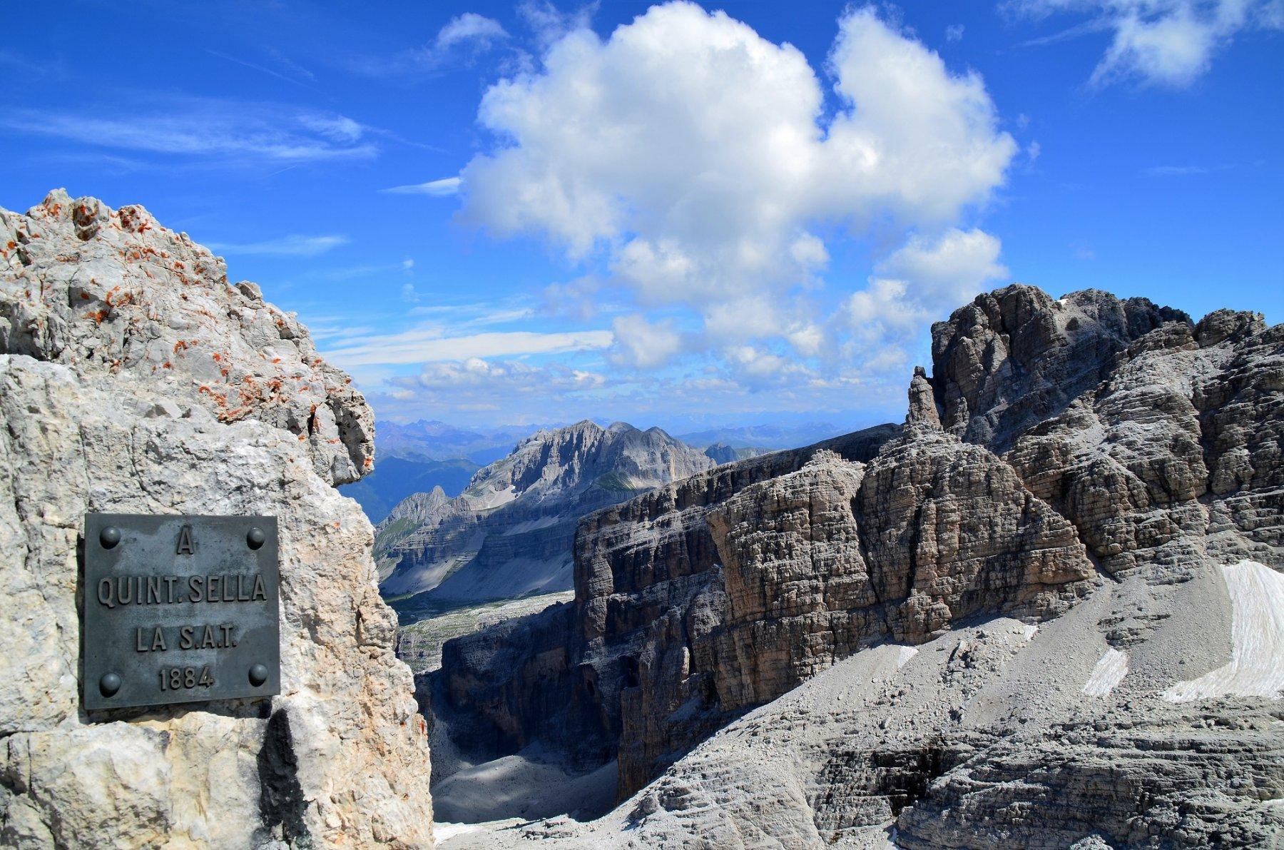 Cima Sella 2917 m