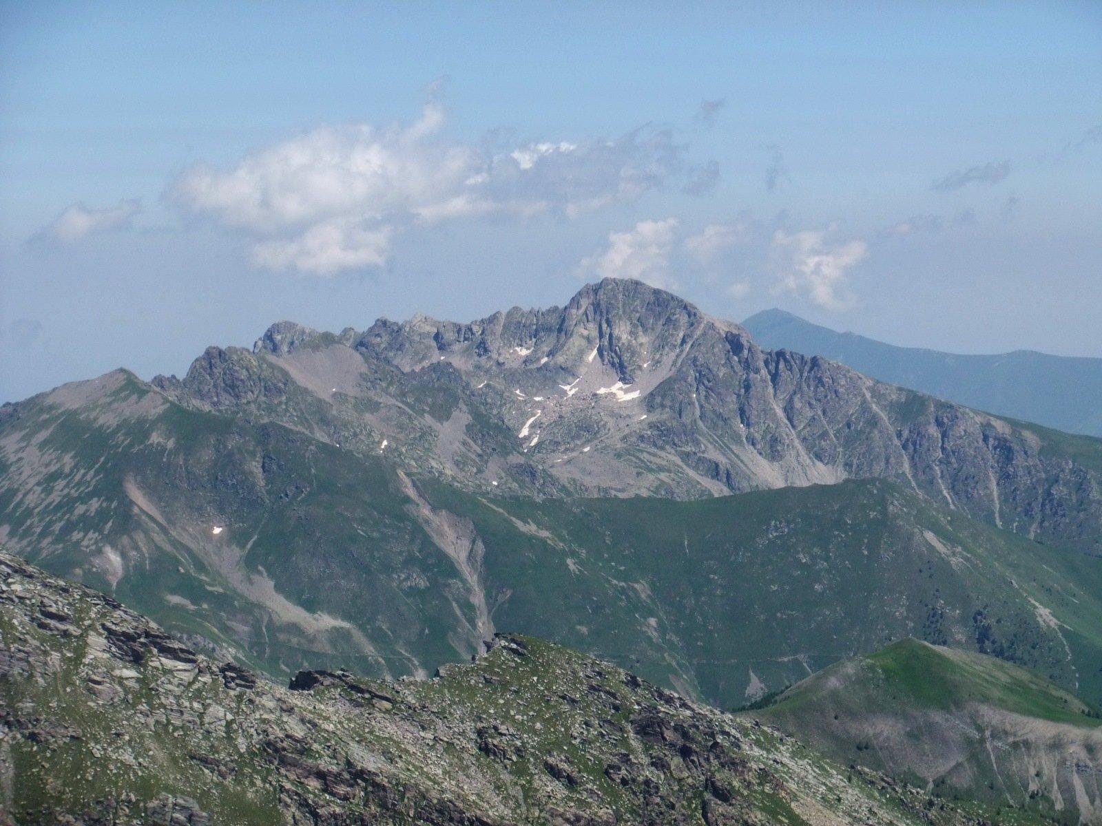 Rocca dell'Abisso dalla cima