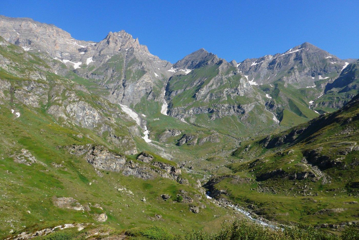 Panorama al Piano delle Cavalle