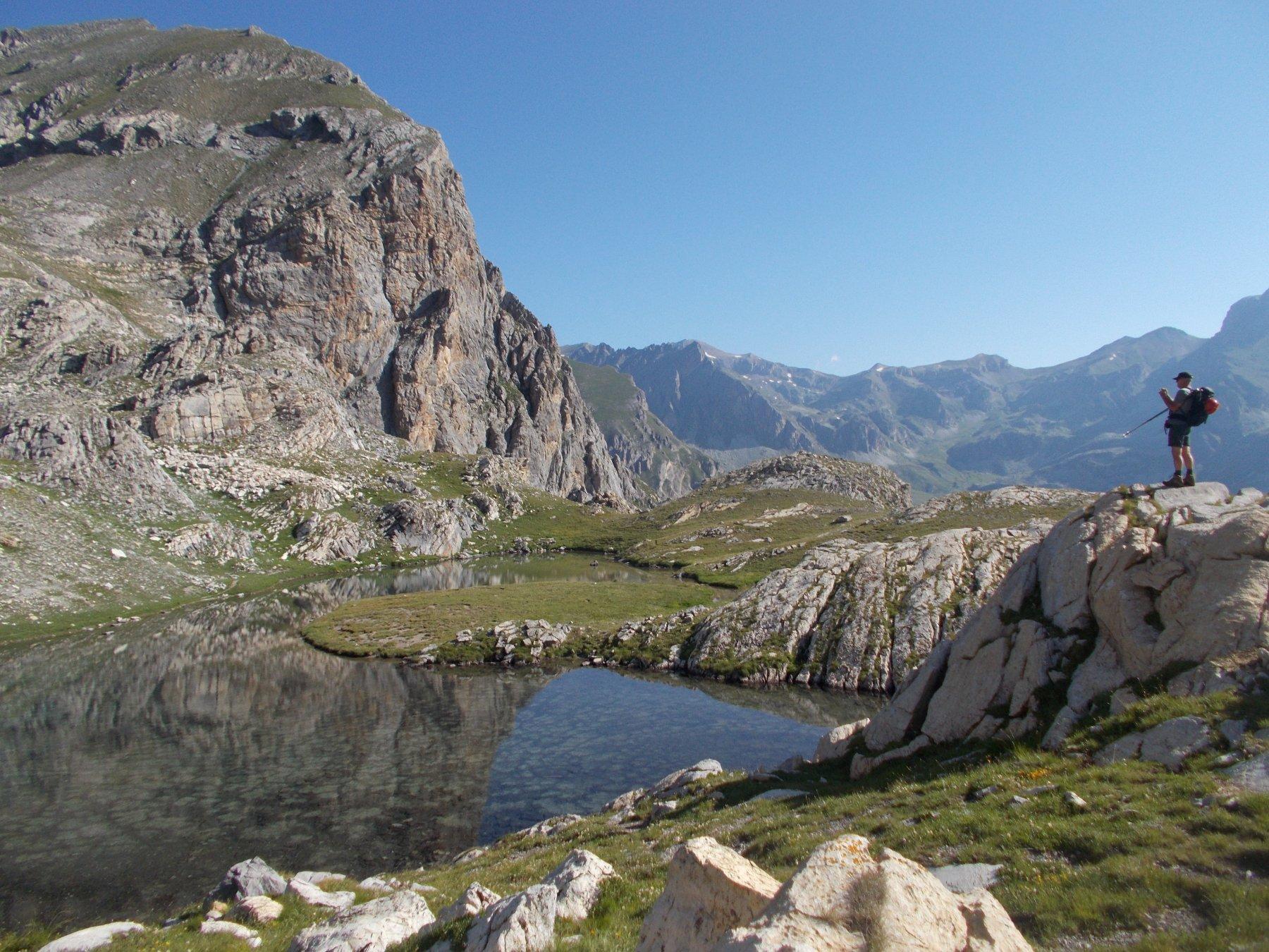 al lago la Niera..un angolo di pace..