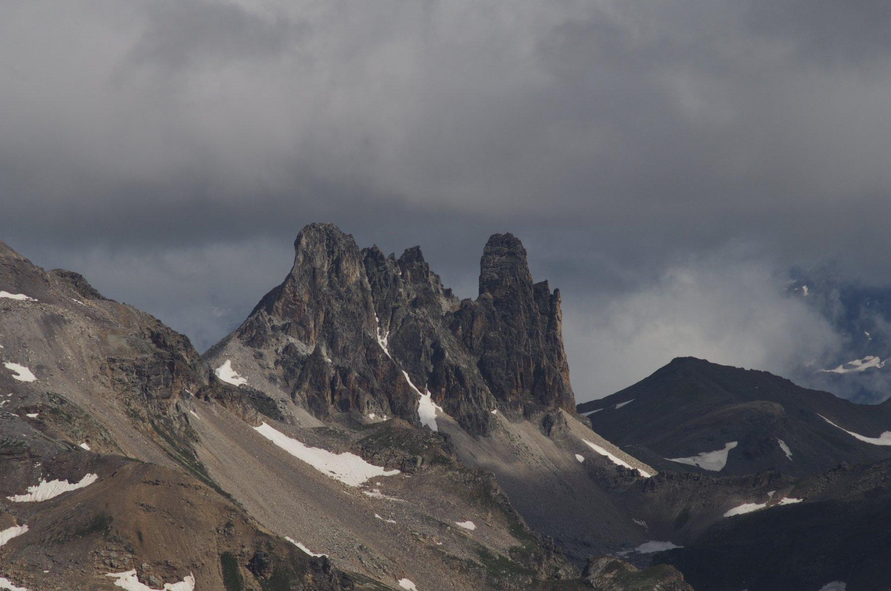 La Rocca e il Dente del Bissort