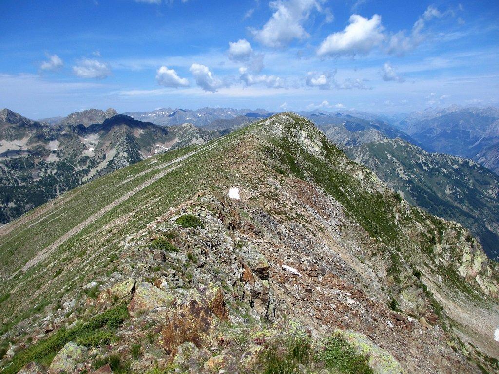 Quota 2602 metri Cresta Novelle