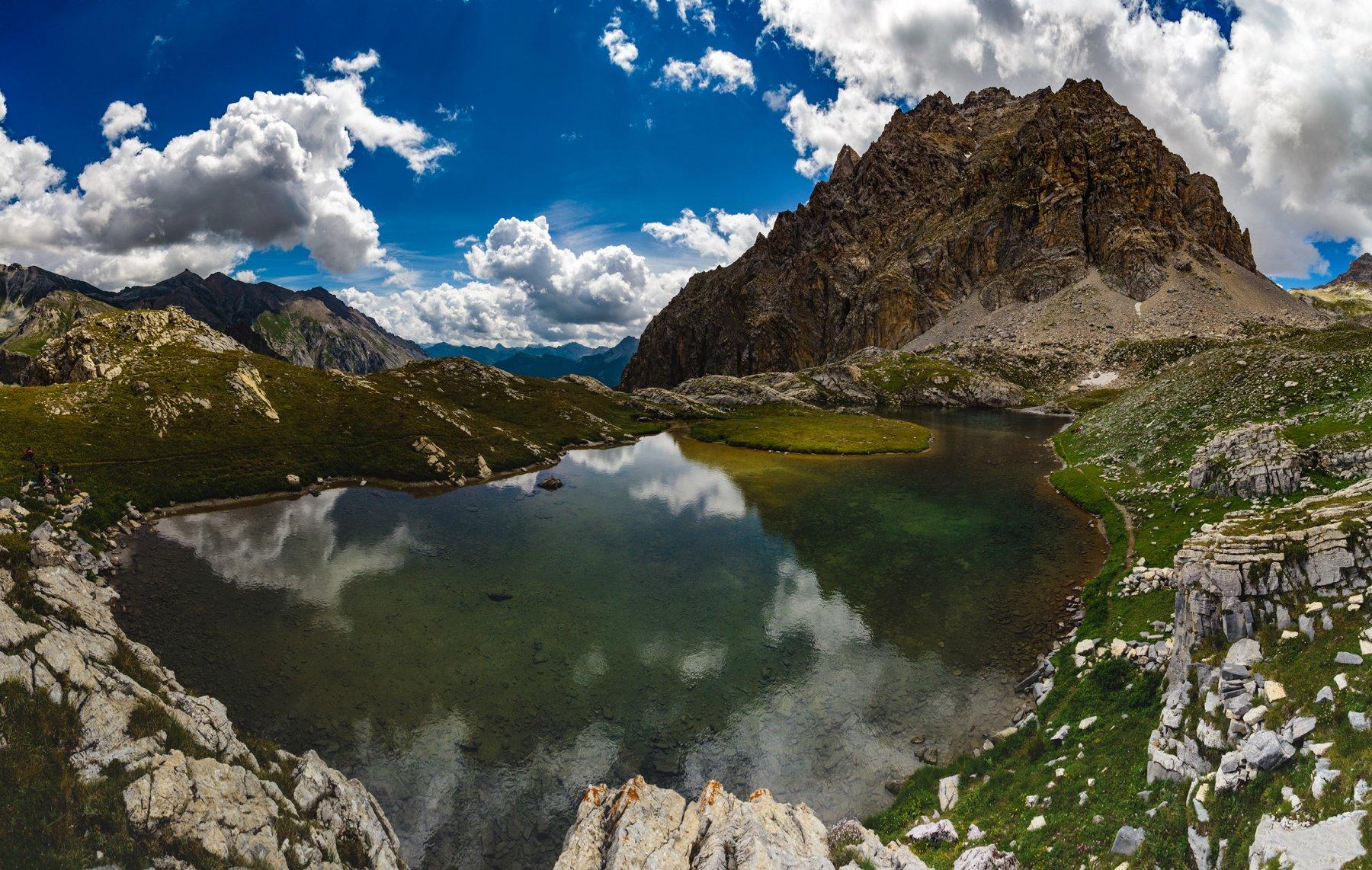 Niera (Lago della) da Chiappera 2018-07-22