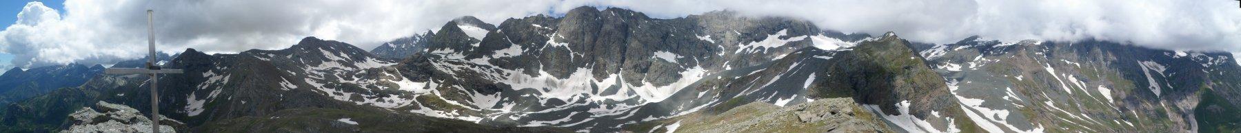 Panorama da rocca Turo