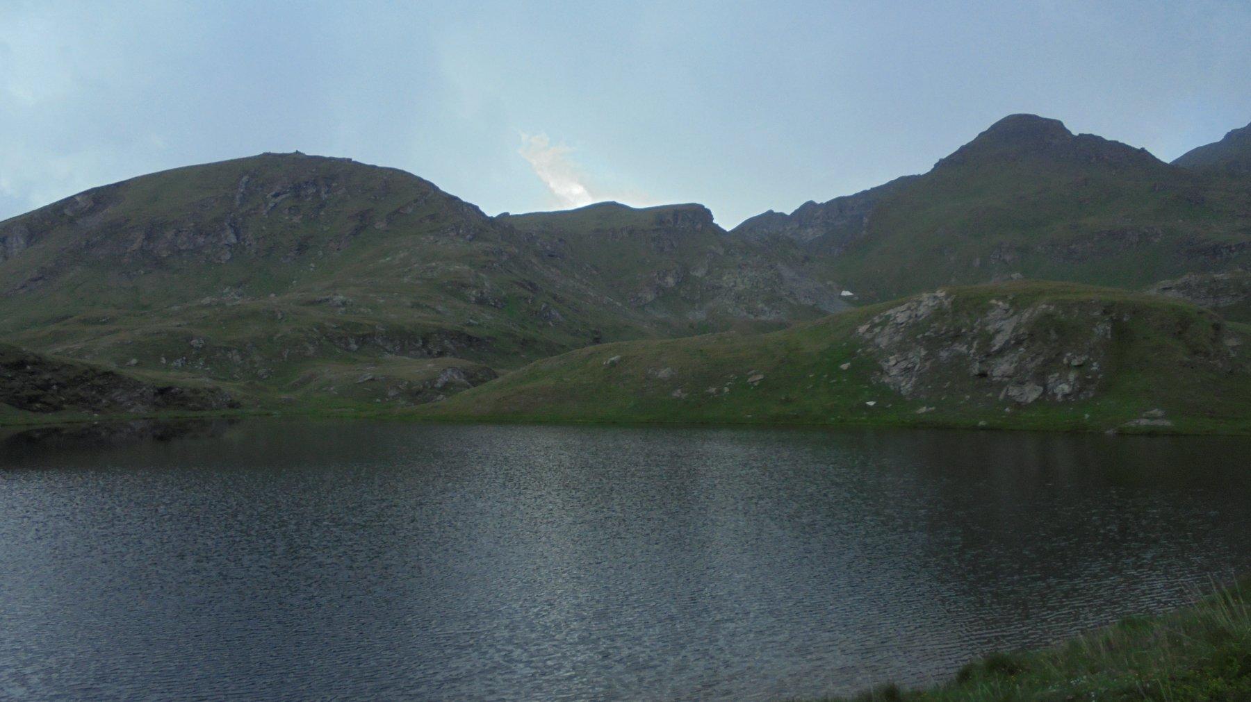 Dalle sponde del primo lago