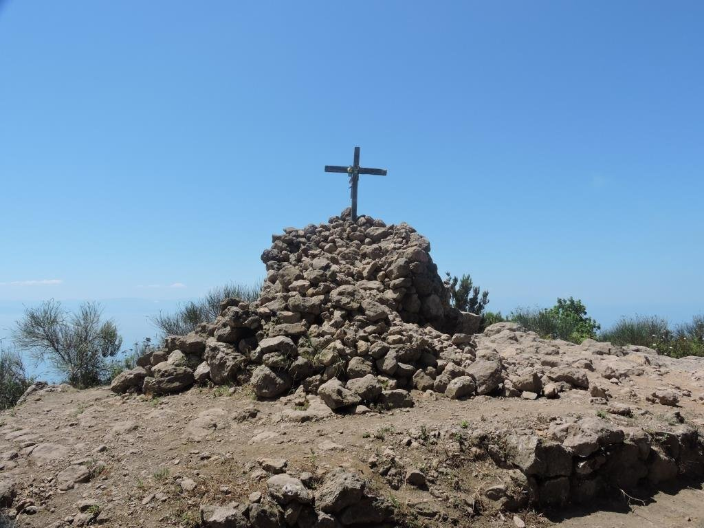 La croce in vetta