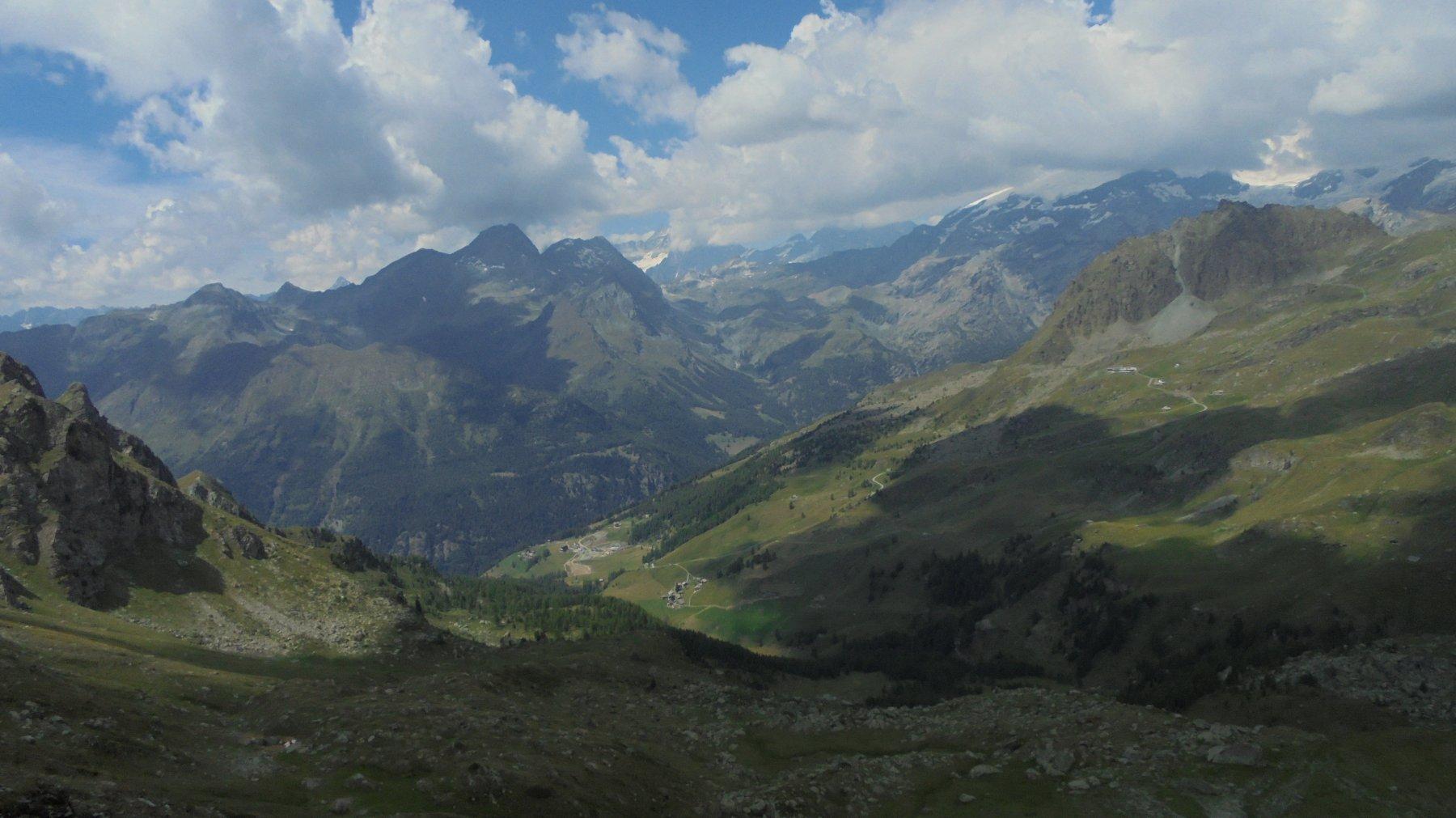 Valle di Cuneaz