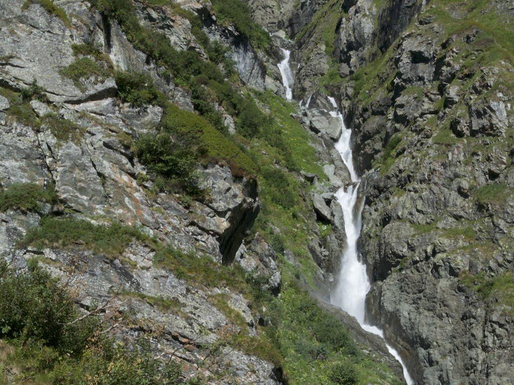Una stupenda cascata