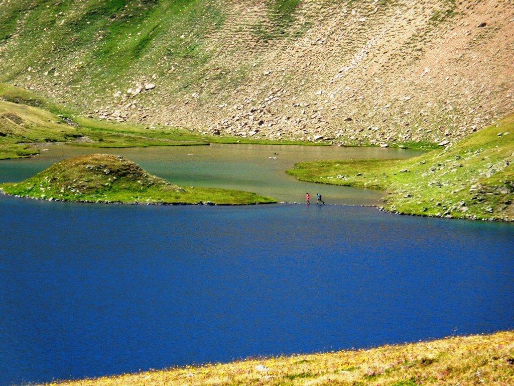 isola Lago Rosset