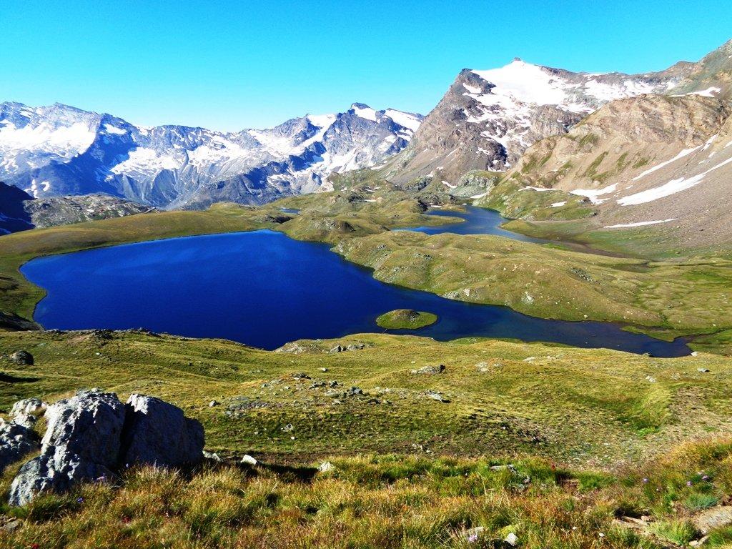 Basei e Lago Rosset