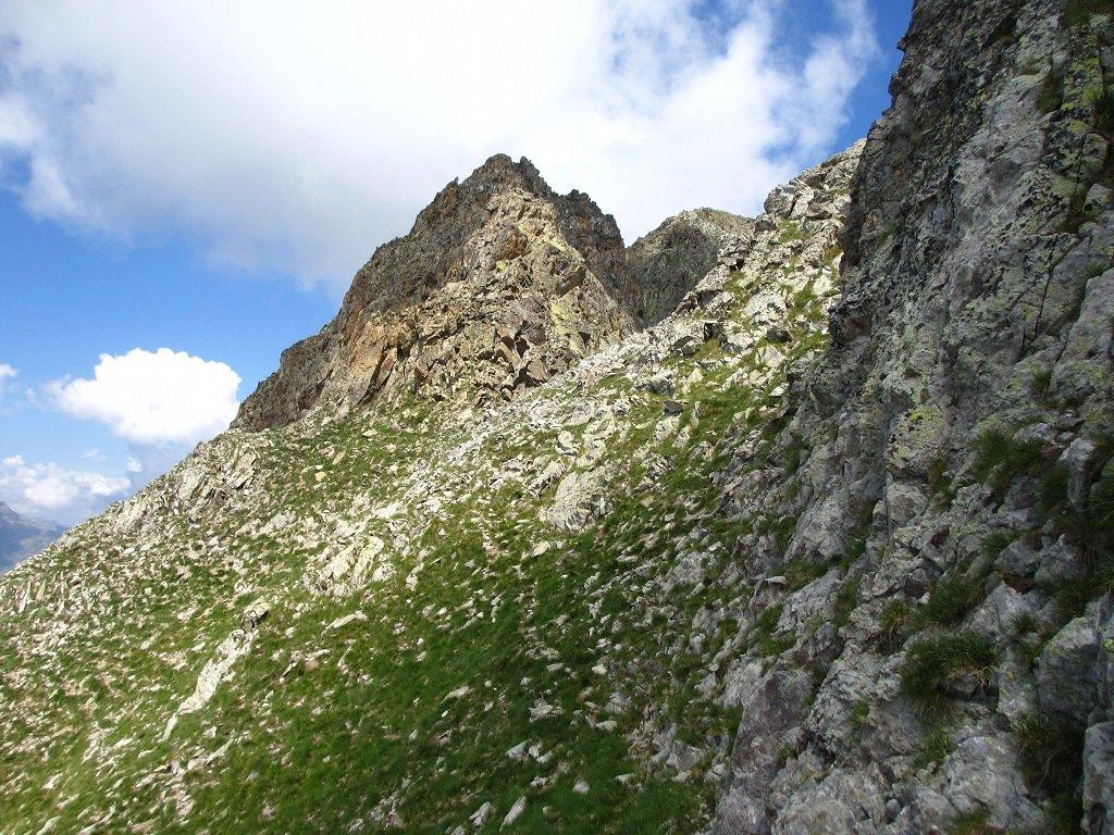 Cresta sud monte Carbonè