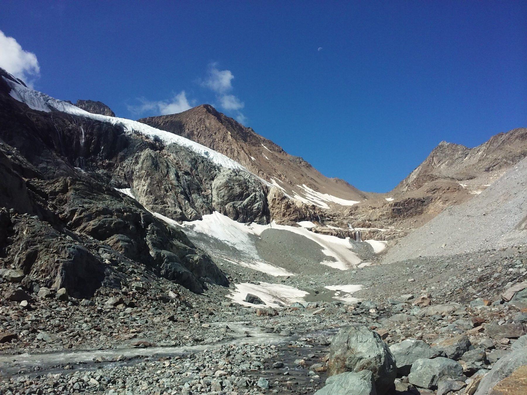 Tonini (Punta) da Forno Alpi Graie per il Vallone di Sea 2018-08-04