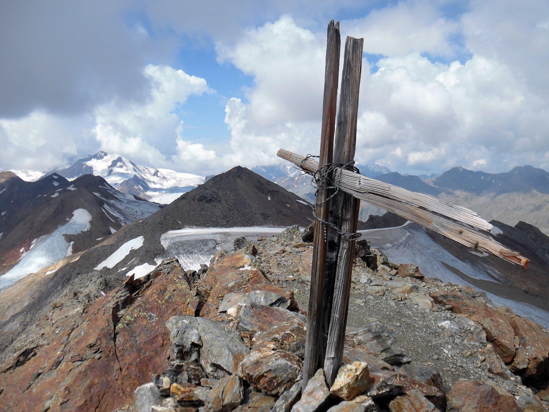 Cima Rossa di Saent 3347 m