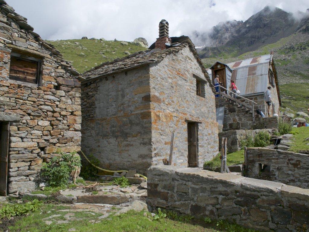 Barba Ferrero (Rifugio) e Alpe Testa Nera da Alagna, anello 2018-08-10