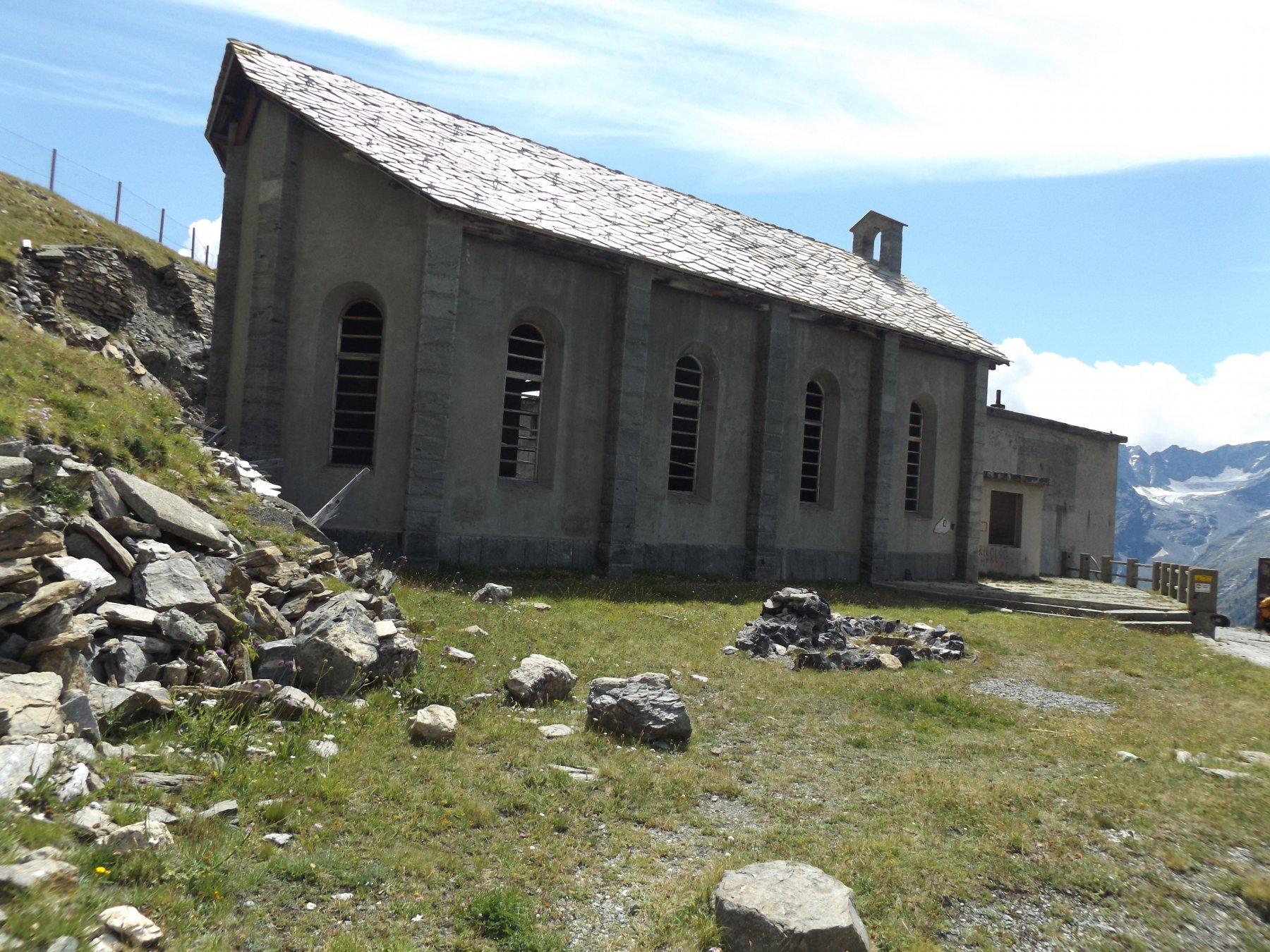 Chiesa alle miniere di Colonna