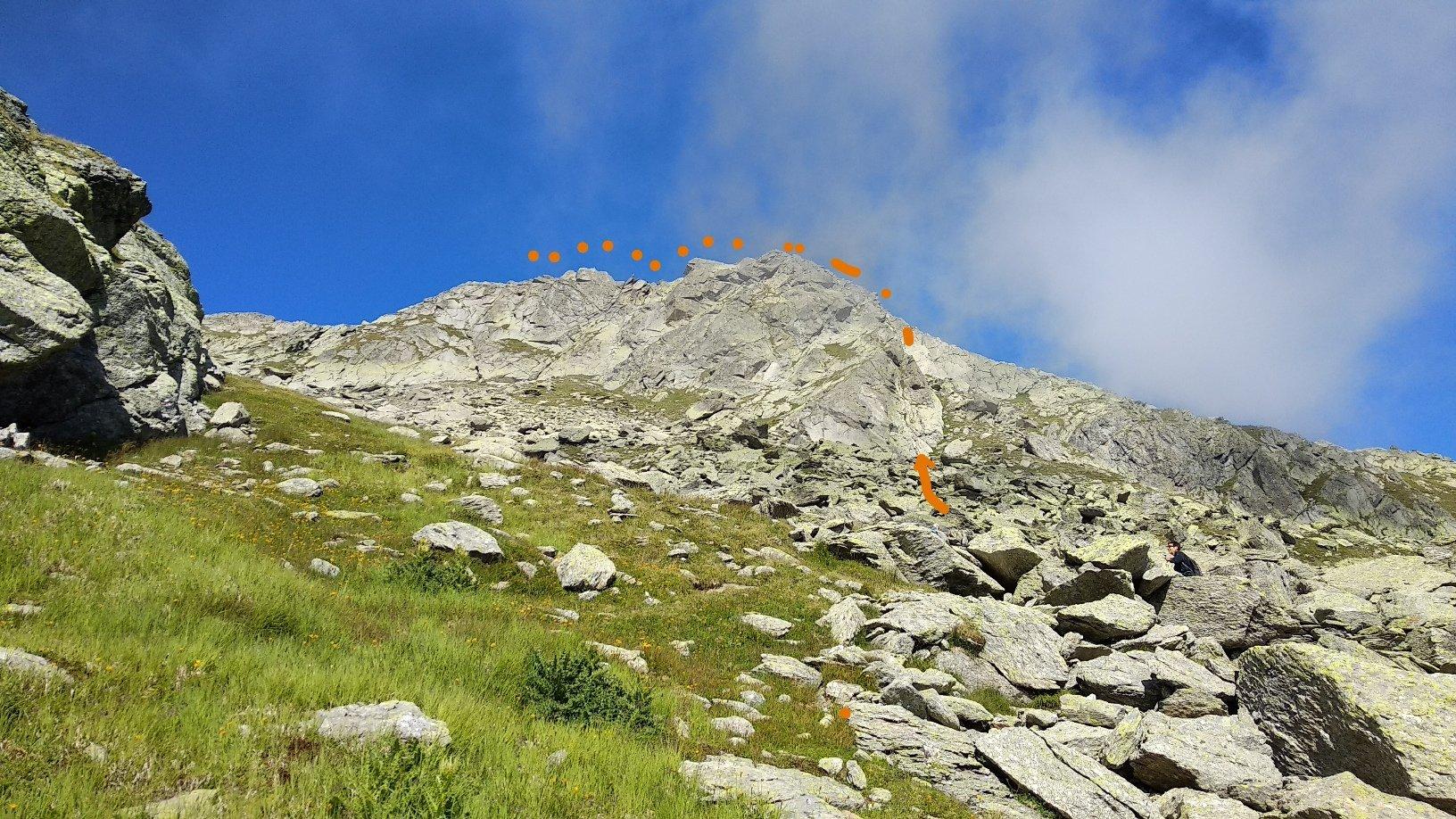 Dronalette dal Colle del Gran San Bernardo 2018-08-11