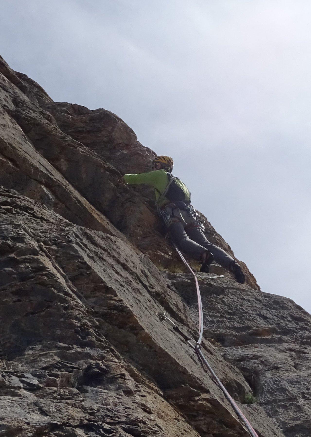 Ultima lunghezza ancora da scalare