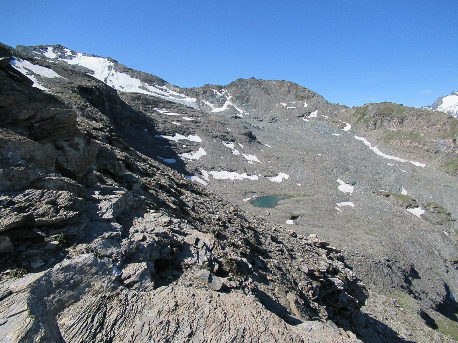 Verconey (Becca di) da Revers per l'Alpe di Boregne 2018-08-11