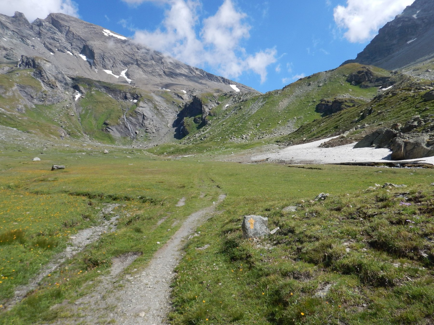 Avril (Mont) da Glacier per la Fenetre Durand 2018-08-12