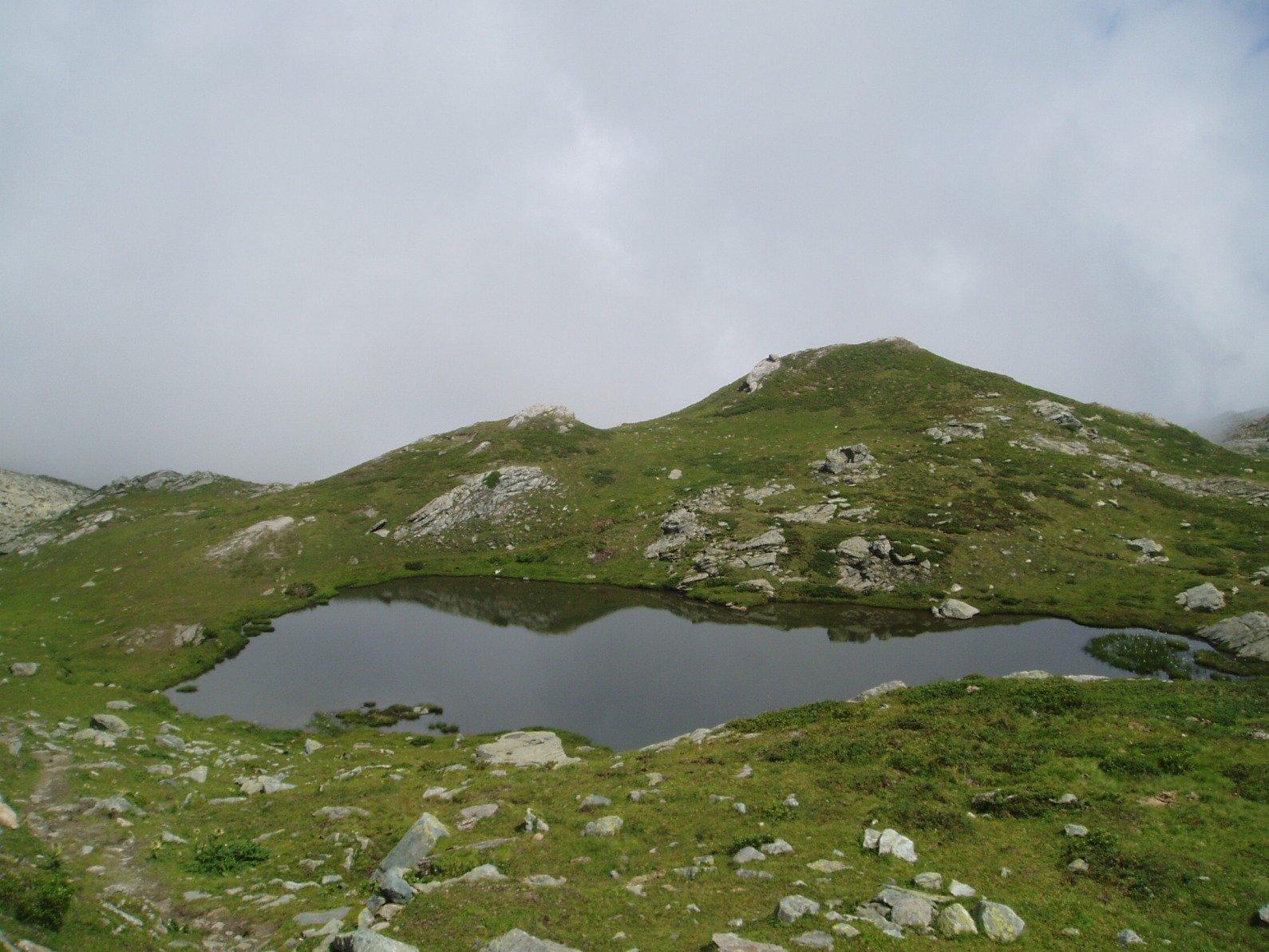 Lago Arbancie.