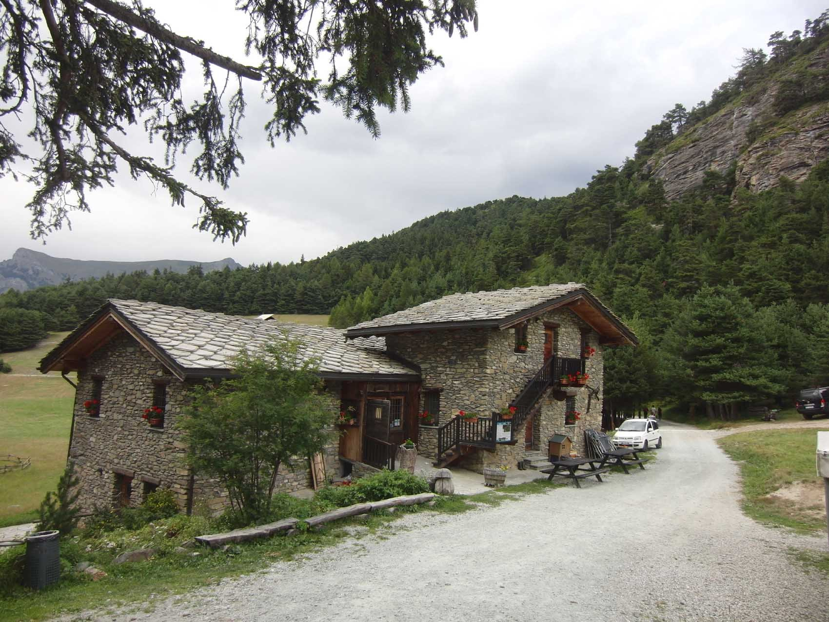 Rifugio Lavesé