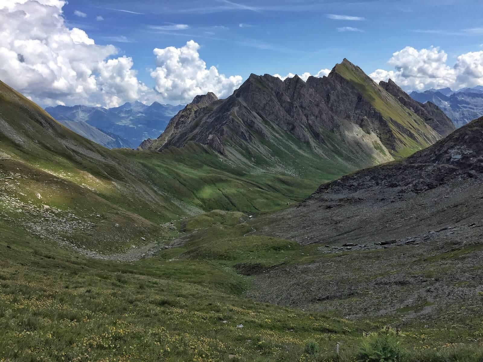 Arp (Colle) da Dolonne, anello per Colle di Youla e discesa per la Val Veny 2018-08-18