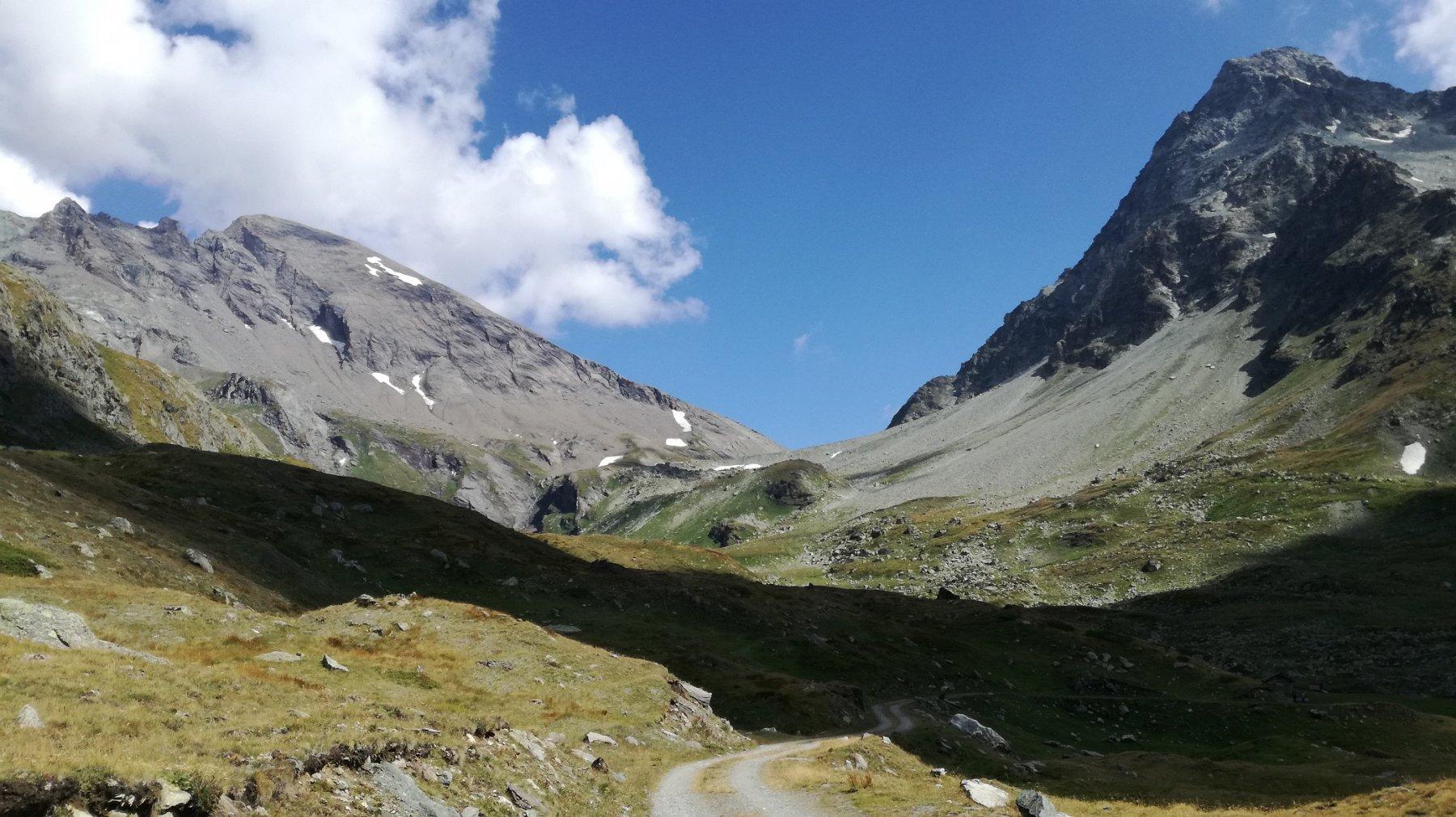 Colle F. Durand verso Svizzera